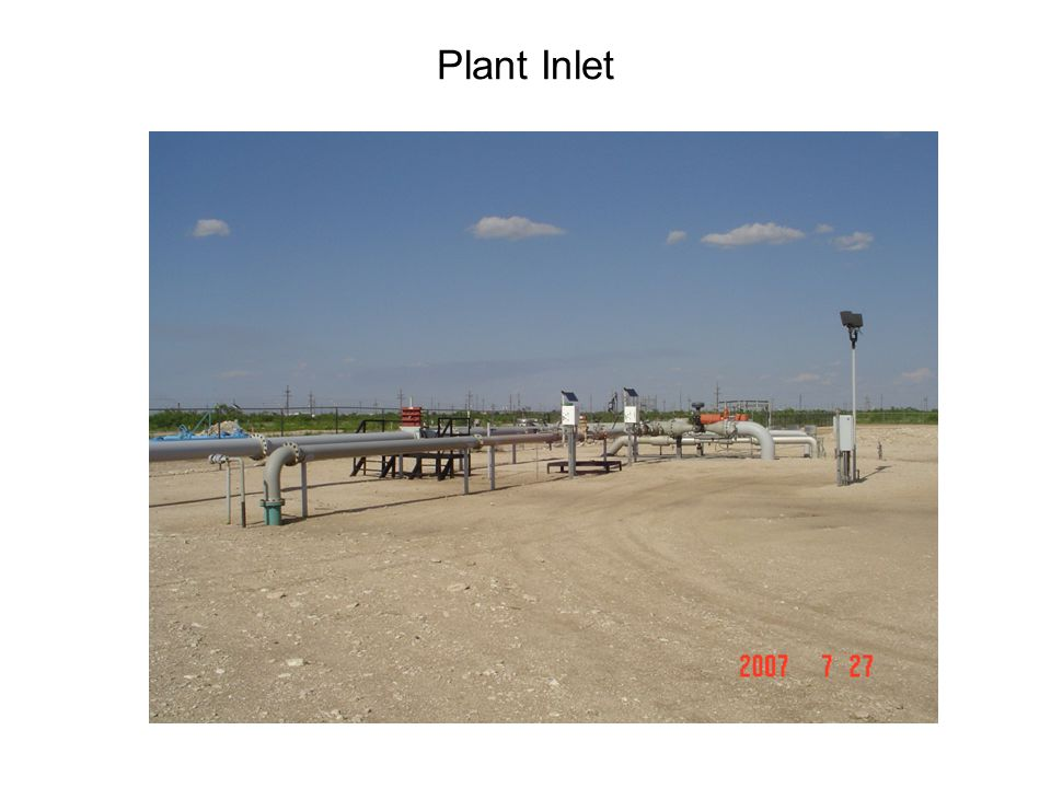 Plant Inlet