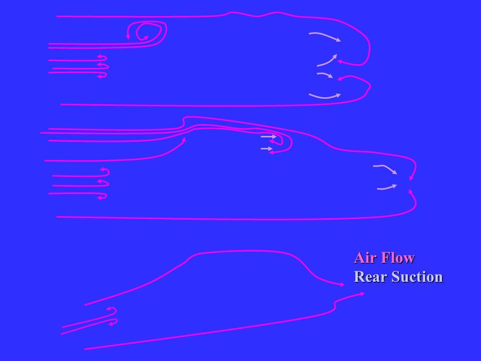Air Flow Rear Suction