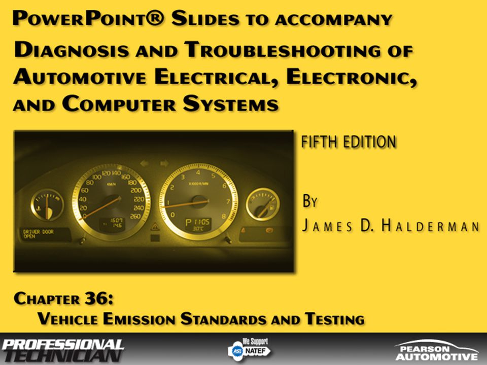 Diagnosis and Troubleshooting of Automotive Electrical, Electronic, and Computer Systems, Fifth Edition By James D.