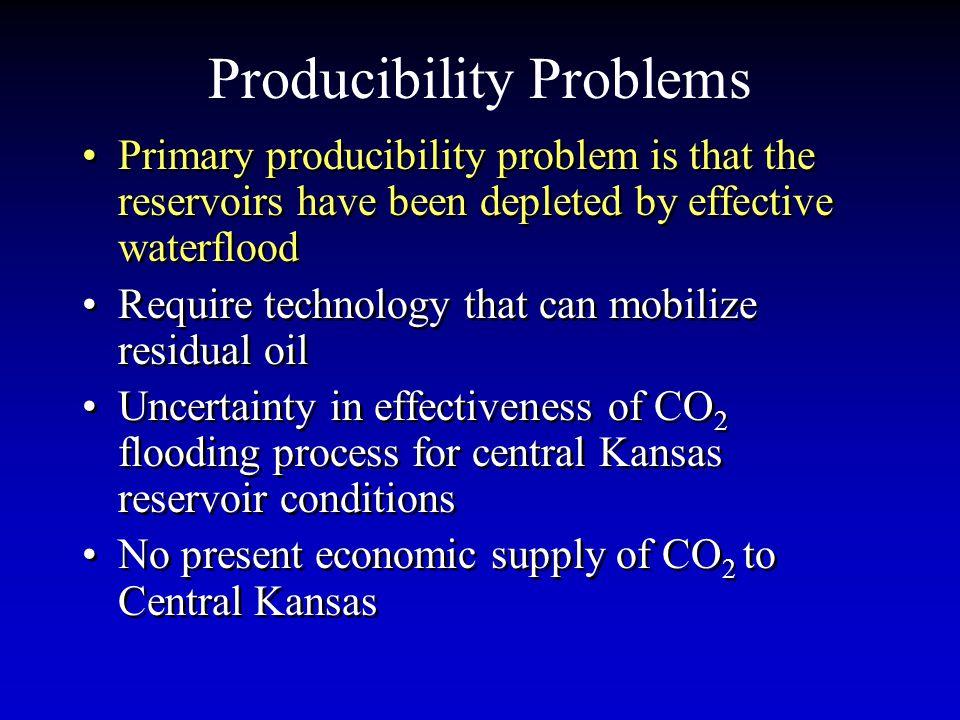 Central Kansas Oil Production Kansas Total 6.6 Billion Central Kansas Uplift Total 2.4 Billion Kansas Total 6.6 Billion Central Kansas Uplift Total 2.4 Billion LKC Pilot Kansas Geological Survey