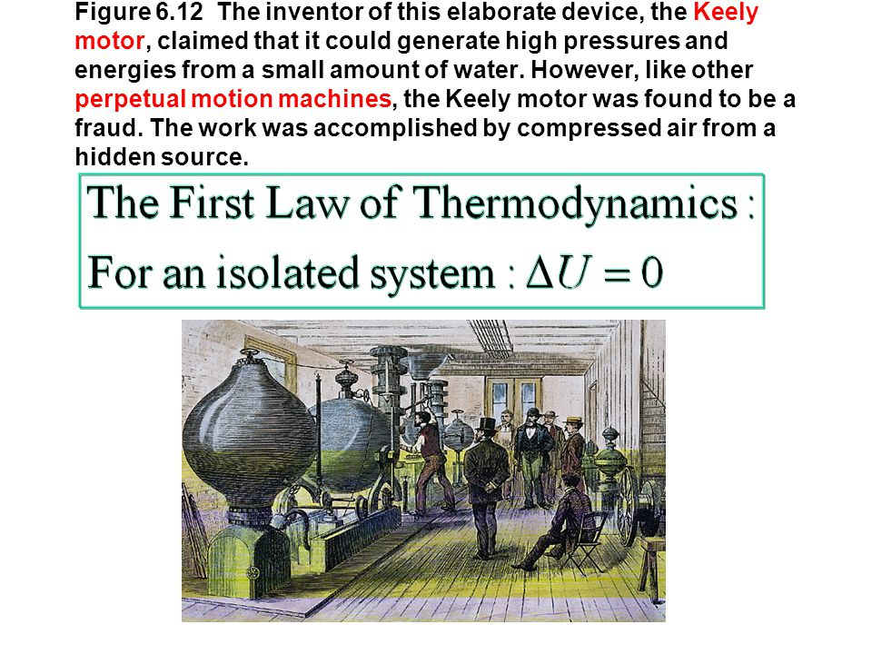 Figure 6.12 The inventor of this elaborate device, the Keely motor, claimed that it could generate high pressures and energies from a small amount of