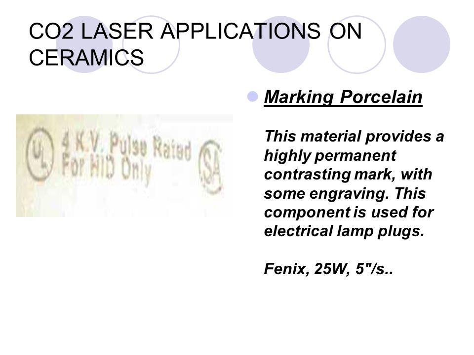 Marking Aluminum Nitride Aluminum Nitride marked using Synrad's Fenix.