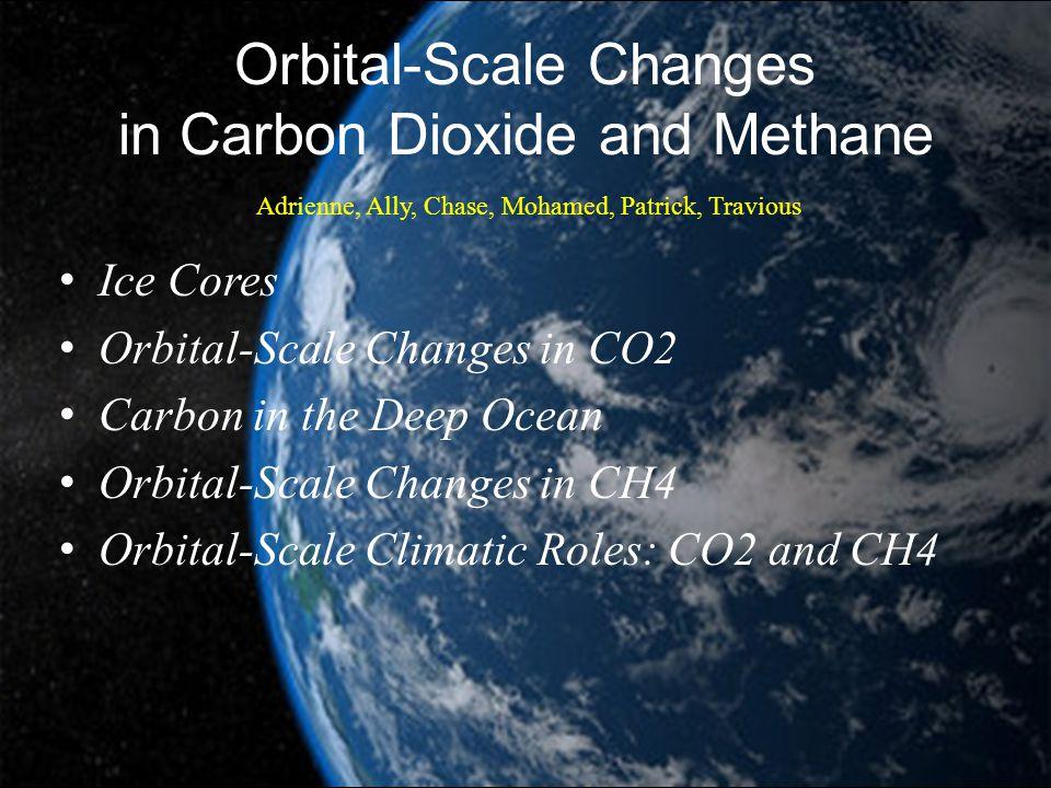 Deep-Ocean Carbon Deposit Causes 1.