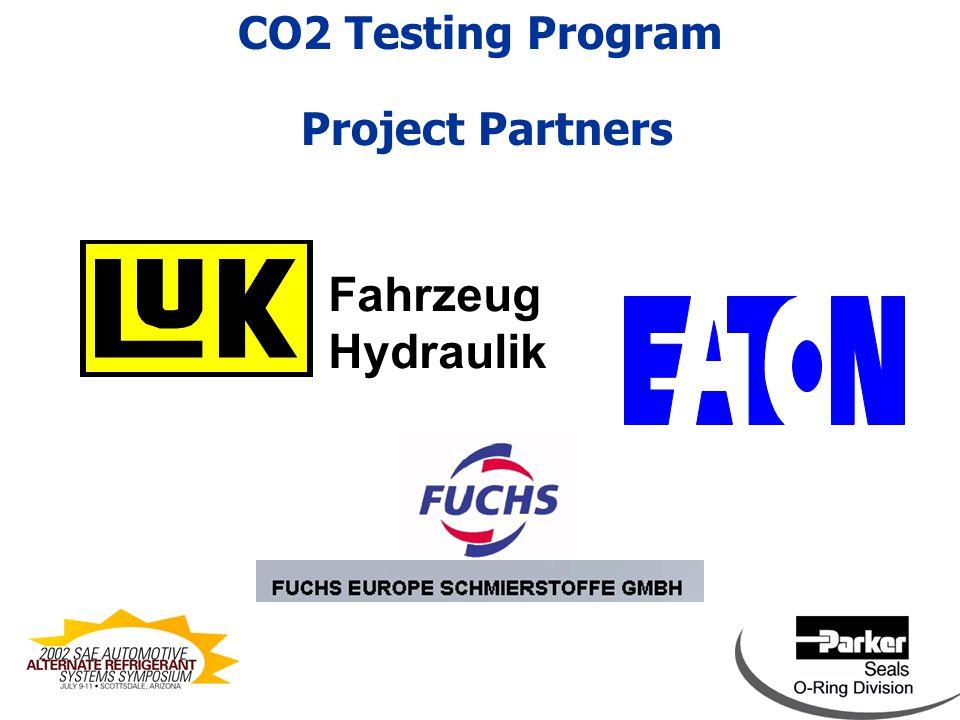 CO2 Testing Program Project Partners Fahrzeug Hydraulik