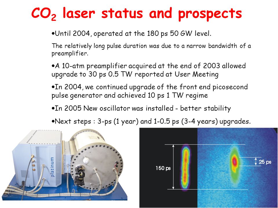 Completed upgrade of the ATF CO 2 laser to TW peak power