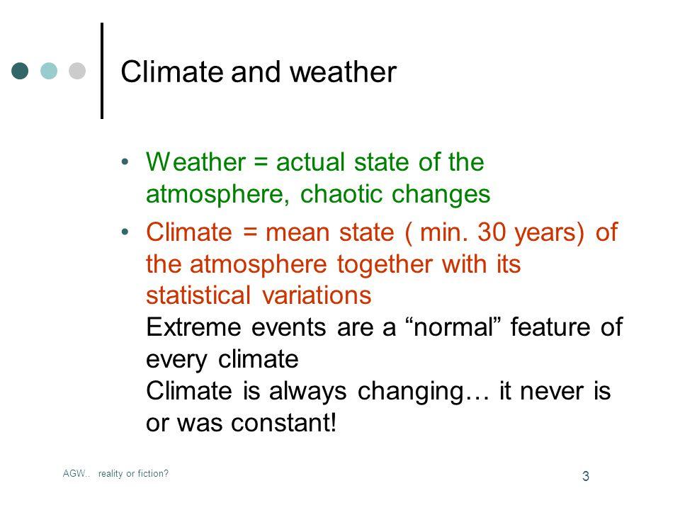 AGW..reality or fiction. 44 IPCC critics [2] Prof.