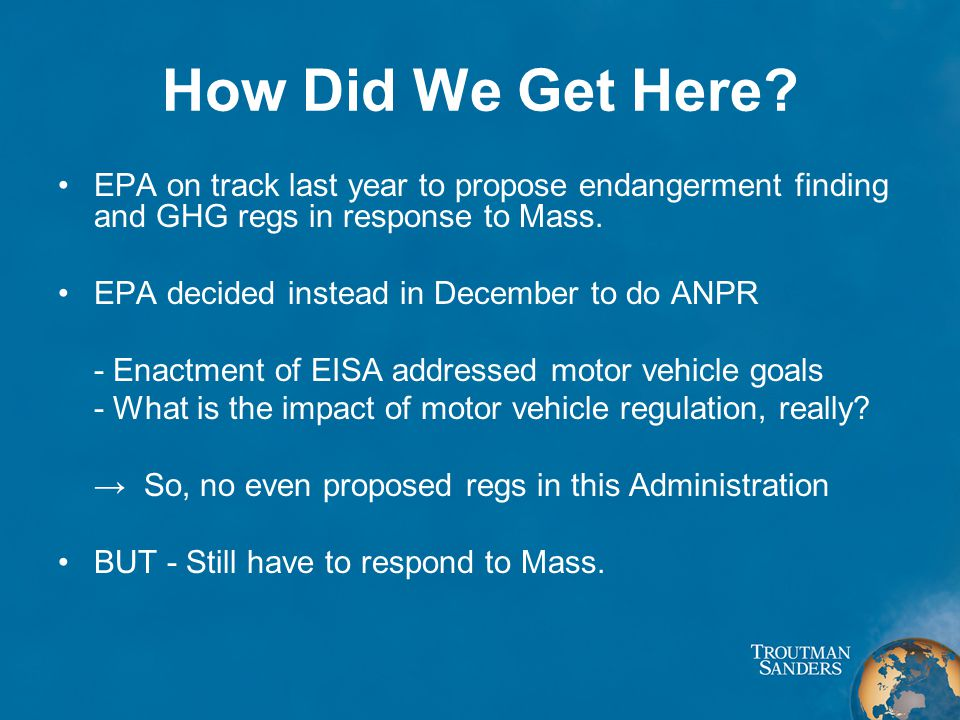 ANPR: TWO VISIONS Short and sweet, ask questions Or Lengthy, detailed roadmap for regulation