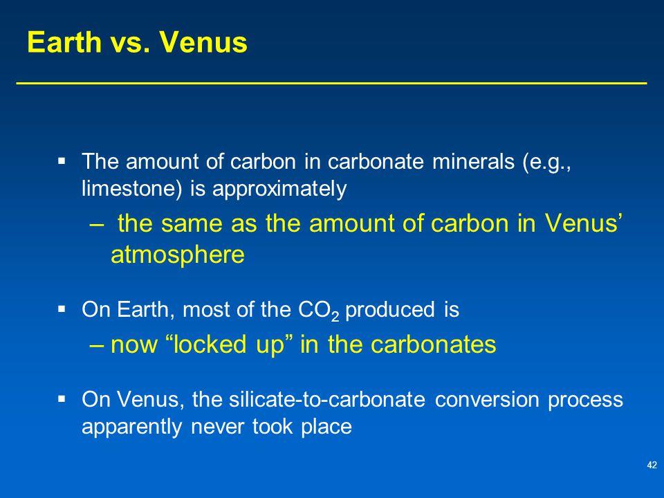 42 Earth vs.