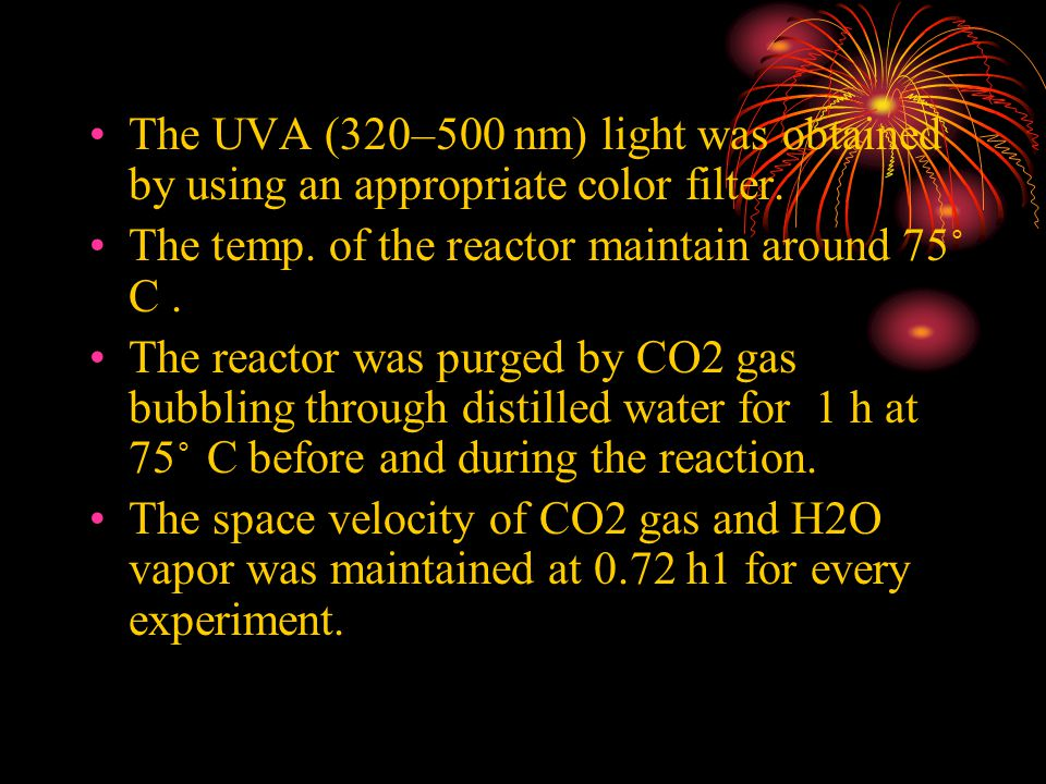 The UVA (320–500 nm) light was obtained by using an appropriate color filter.