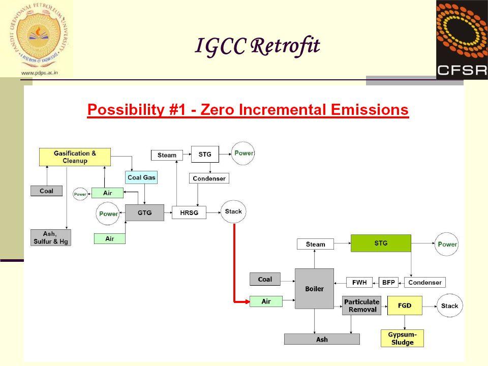 5 IGCC Retrofit
