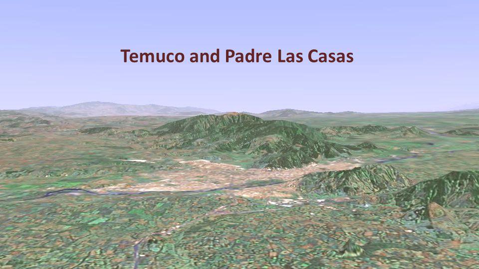 Temuco and Padre Las Casas