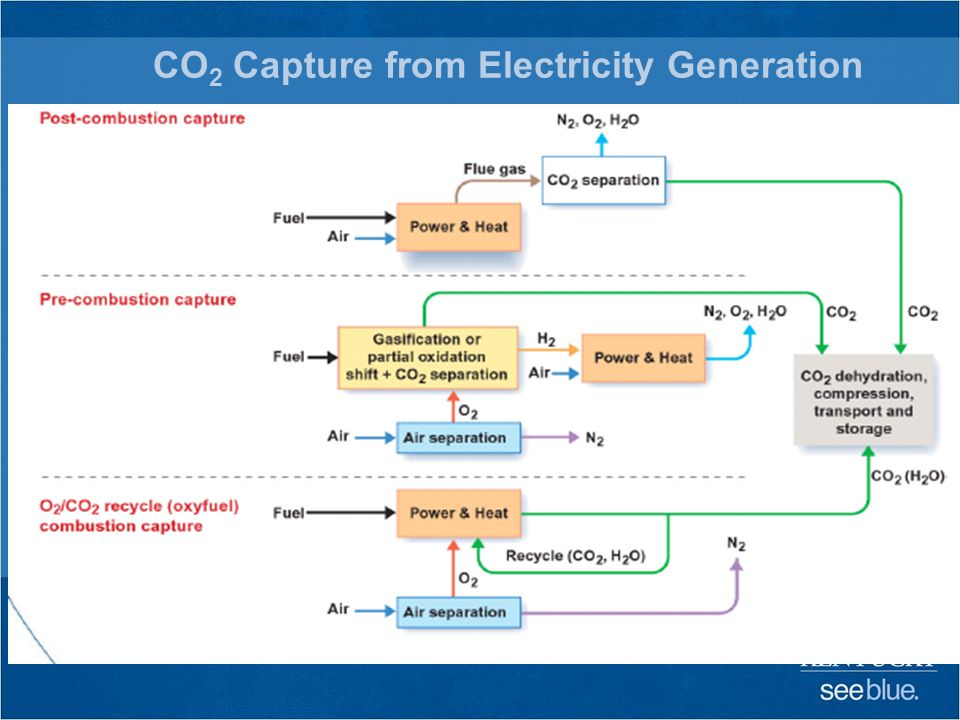CO 2 Capture from Electricity Generation