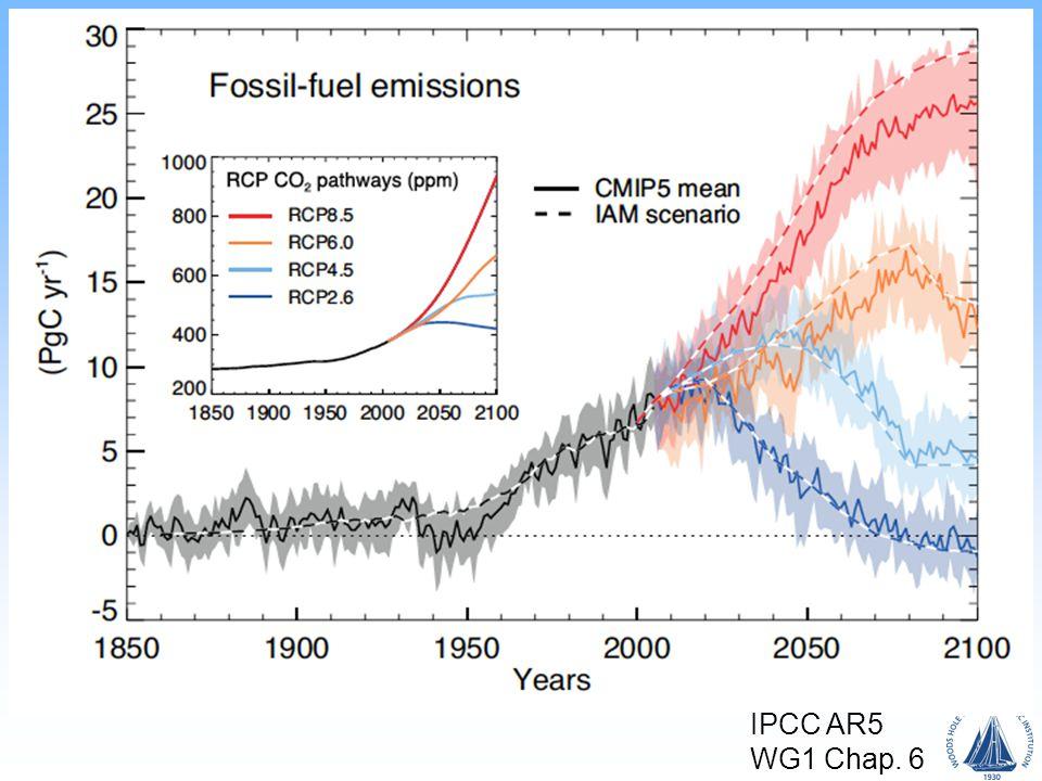 IPCC AR5 WG1 Chap. 6