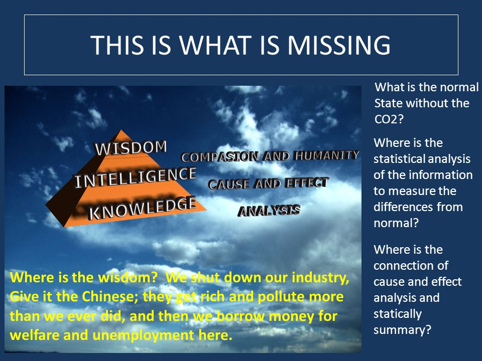 HERE ARE THE TWO STEPS OF STATISACL ANAYSIS MISSING There is no global acceleration of the normal warming patterns click here for stat summaryhere for stat summary There is no CO2 cause to effect of heating, NASA says CO2 actually cools the planet Humans are not causing any fake acceleration of temperatures and the CO2 is not causing global warming Science is always literature – scientists need to process the many steps they have intentionally overlooked and omitted