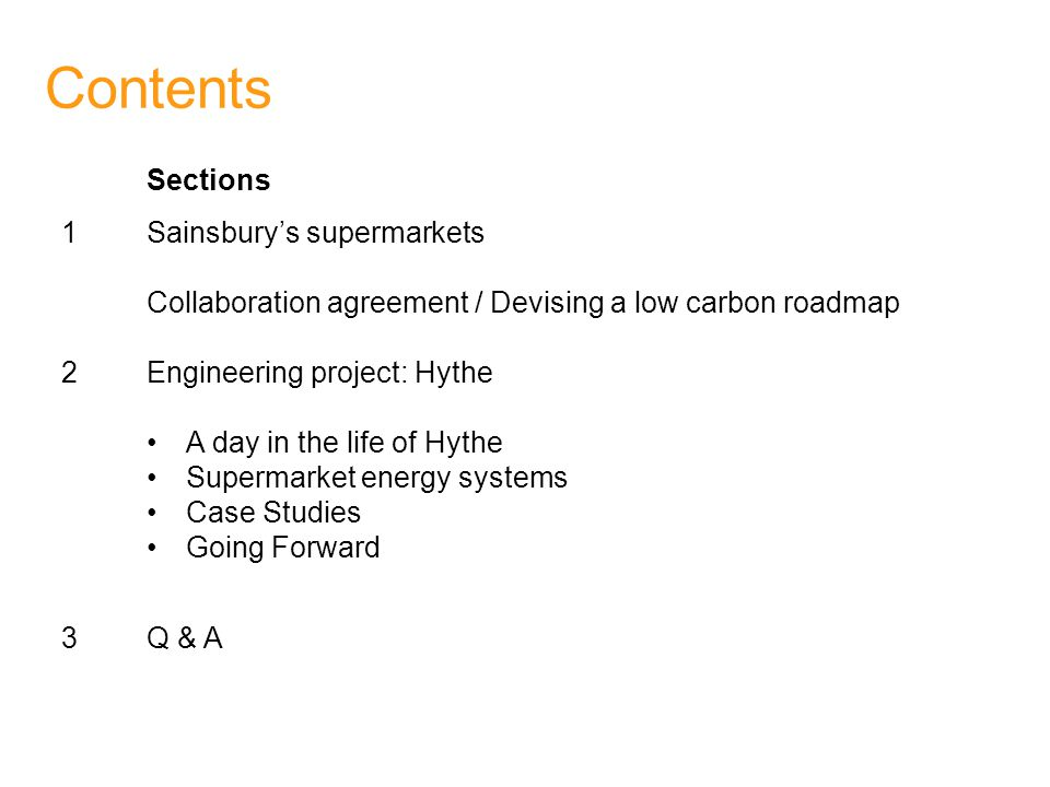 Hythe Monitoring Opened in February 2011, Hythe allows the partnership to learn the characteristics of each system's energy demand.