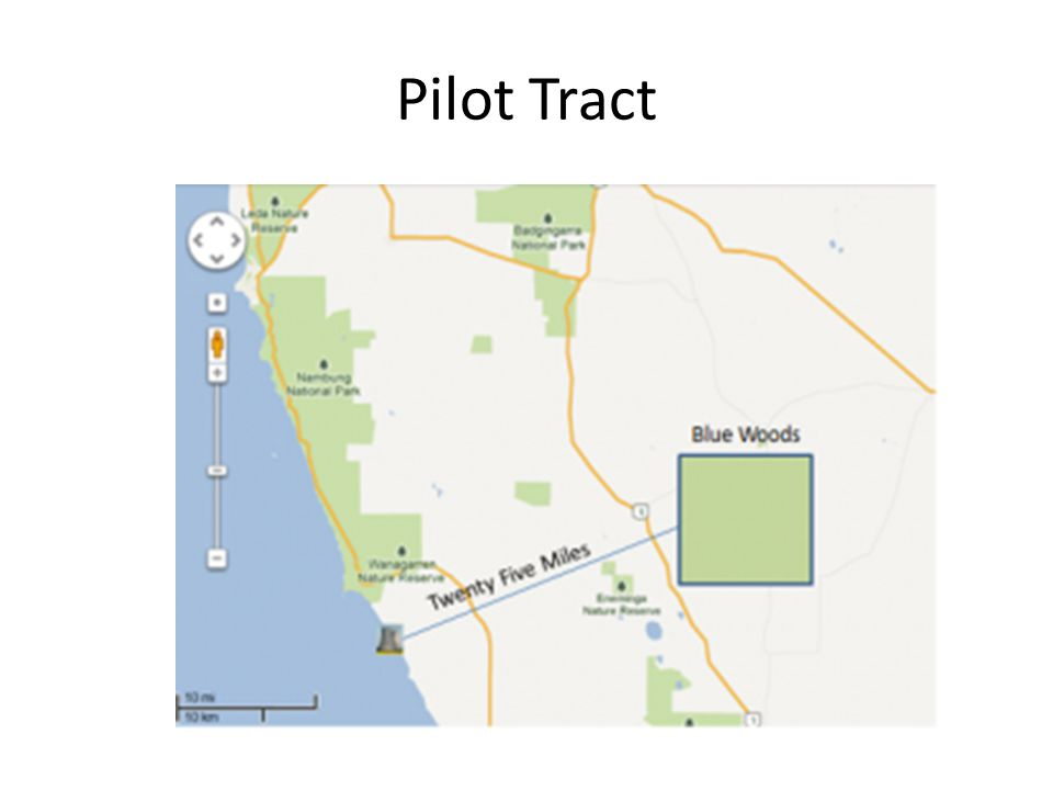 Pilot Tract