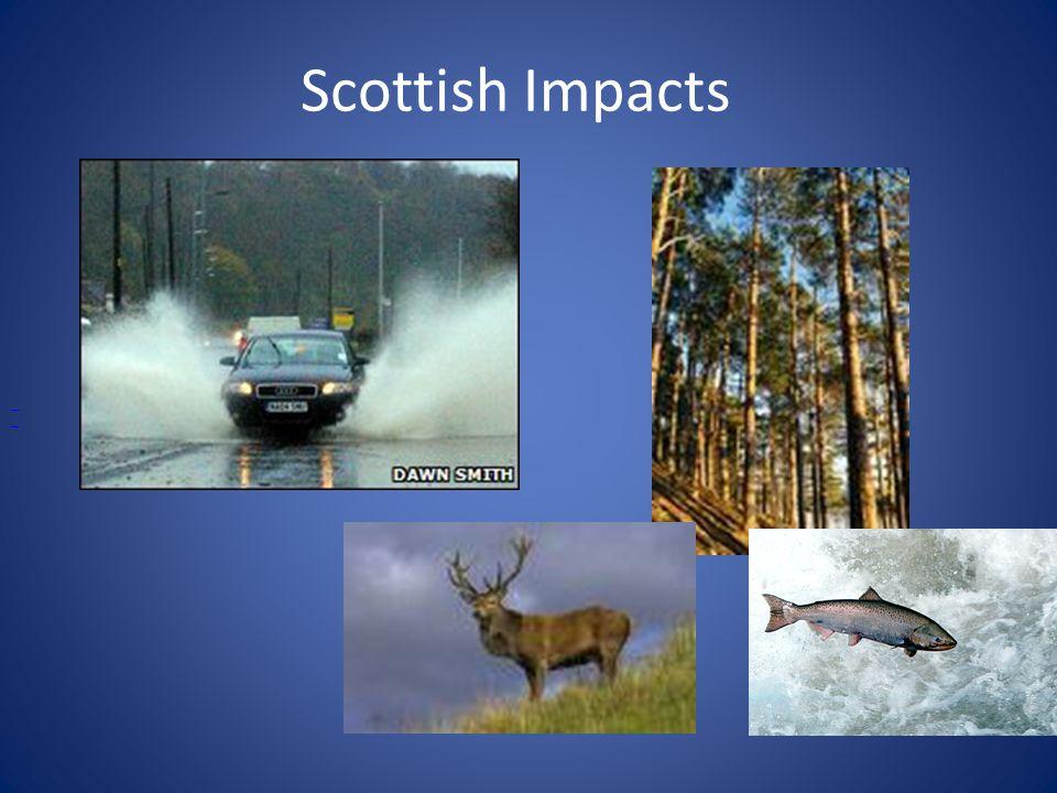 Scottish Impacts