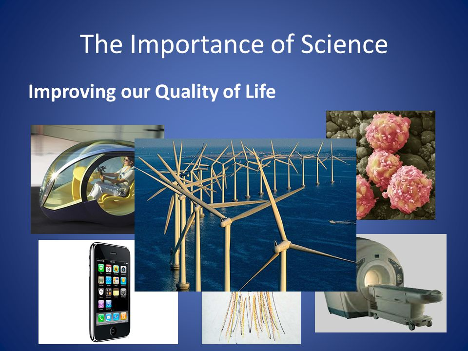 The Importance of Science Growing the Scottish Economy