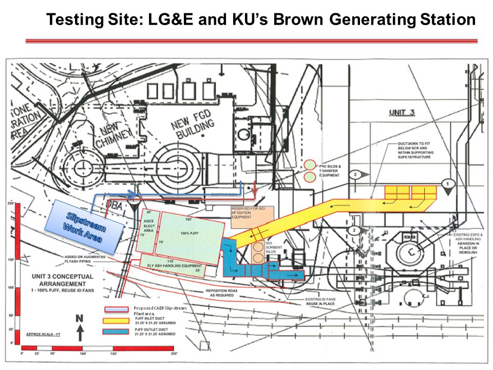 Testing Site: LG&E and KU's Brown Generating Station