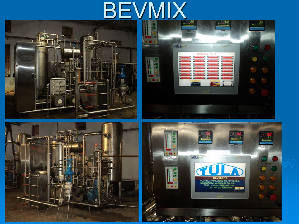 BEVMIX EASY DIAGNOSTIC WITH MIMIC DIAGRAM 12.5 INCH HUGE TOUCH SCREEN (MMI) FOR EASE OF OPERATION