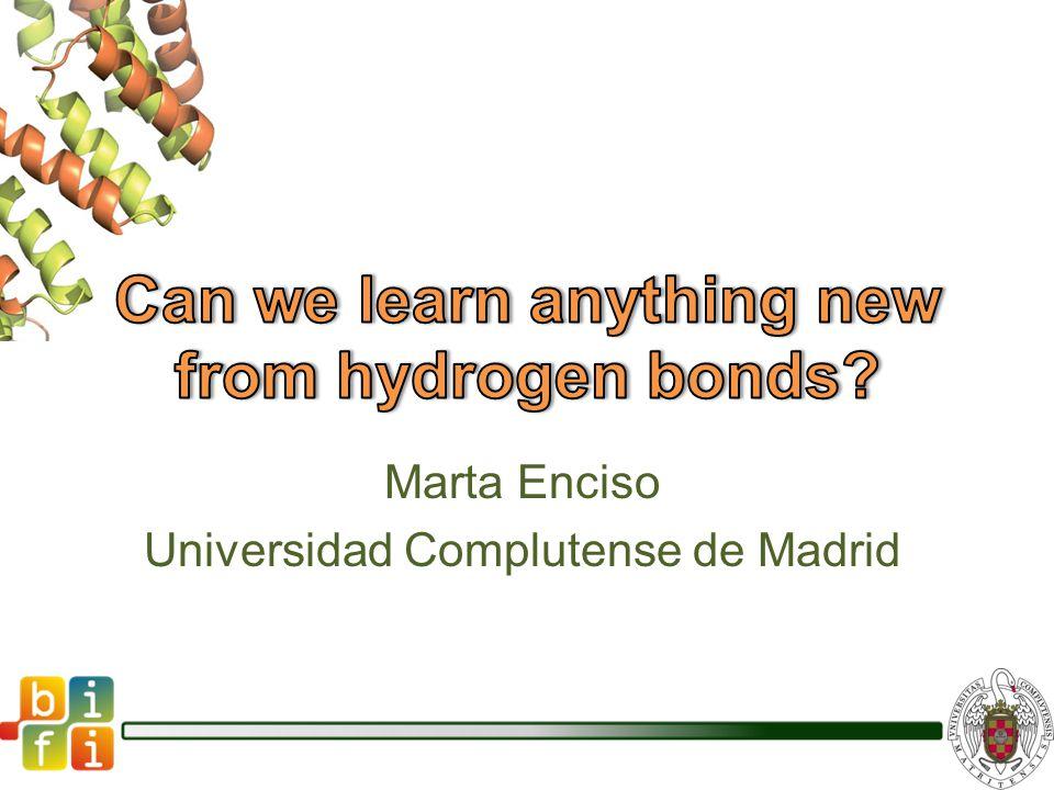Marta Enciso Universidad Complutense de Madrid