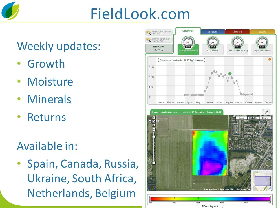 Weekly updates: Growth Moisture Minerals Returns Available in: Spain, Canada, Russia, Ukraine, South Africa, Netherlands, Belgium