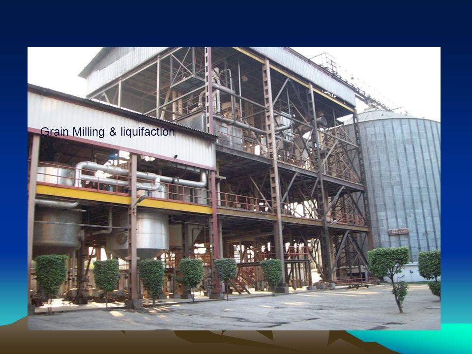 Grain Milling & liquifaction