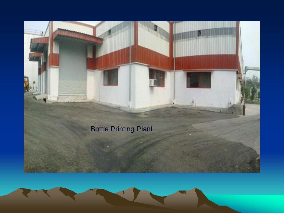 Bottle Printing Plant