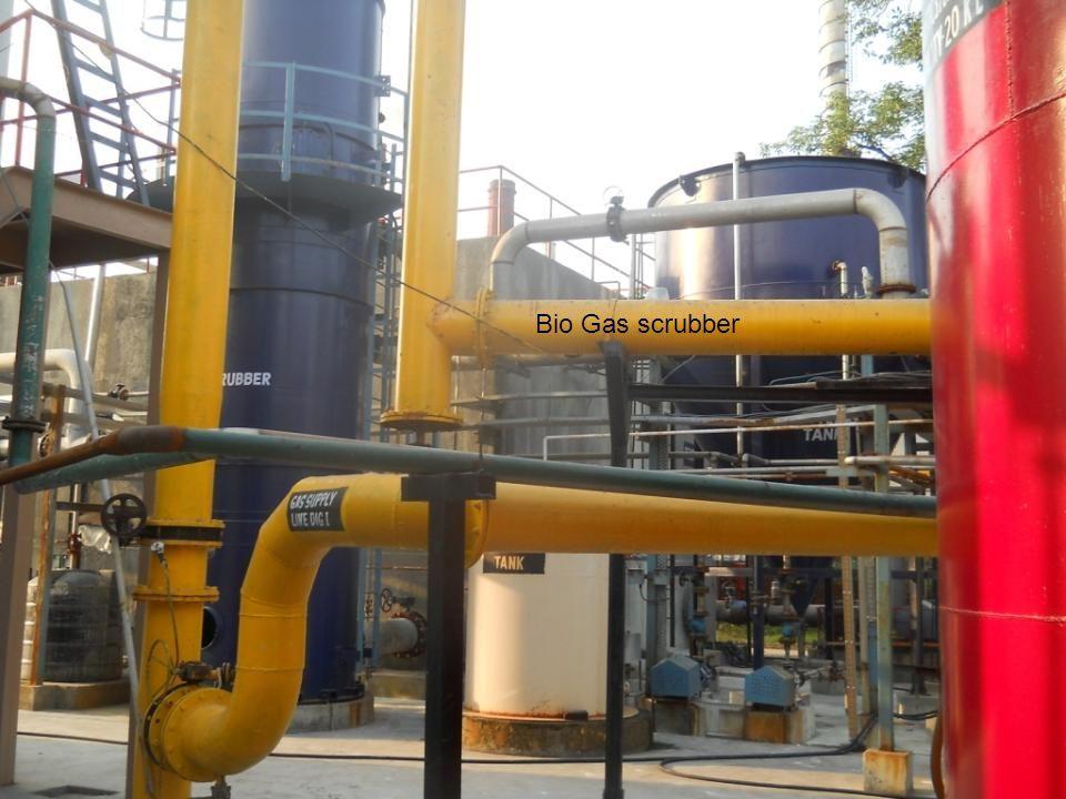 Bio Gas scrubber