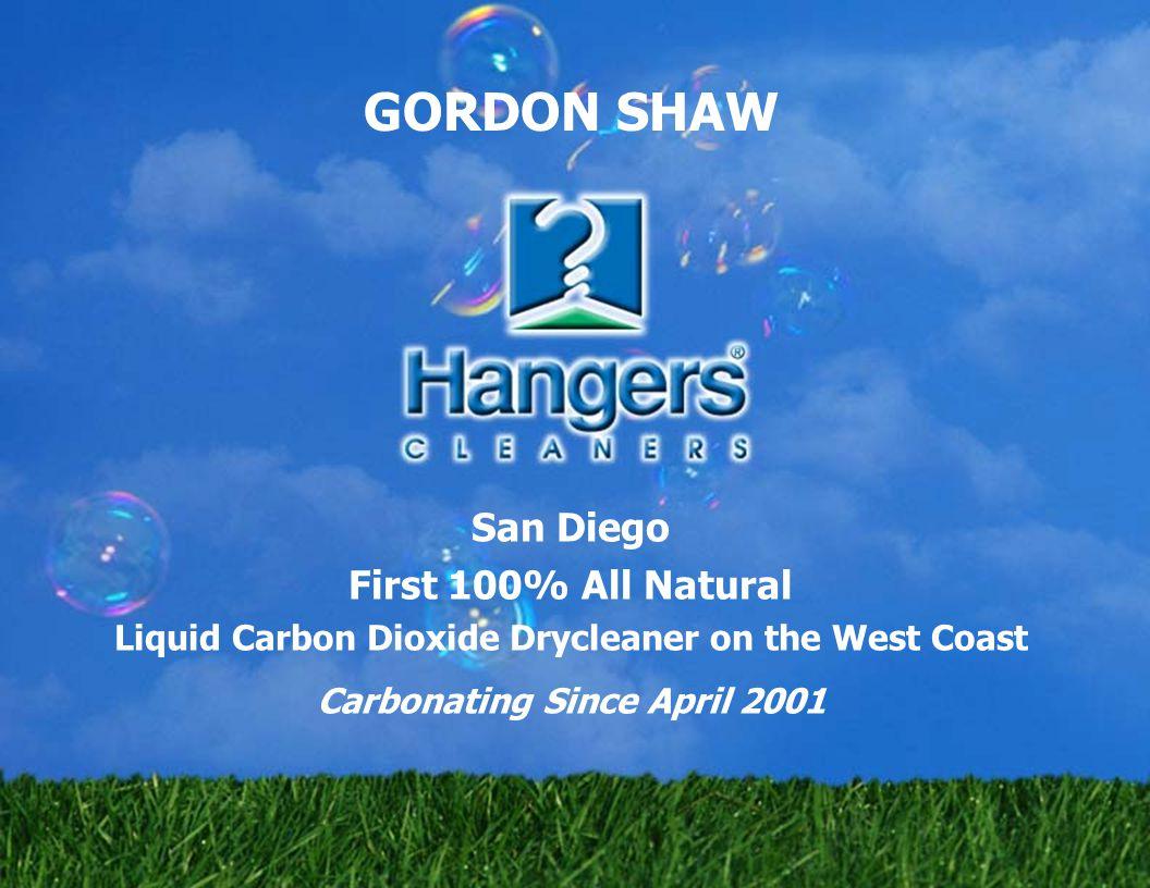 Hangers Cleaners-Torrey Hills Carbonating Since November 2005