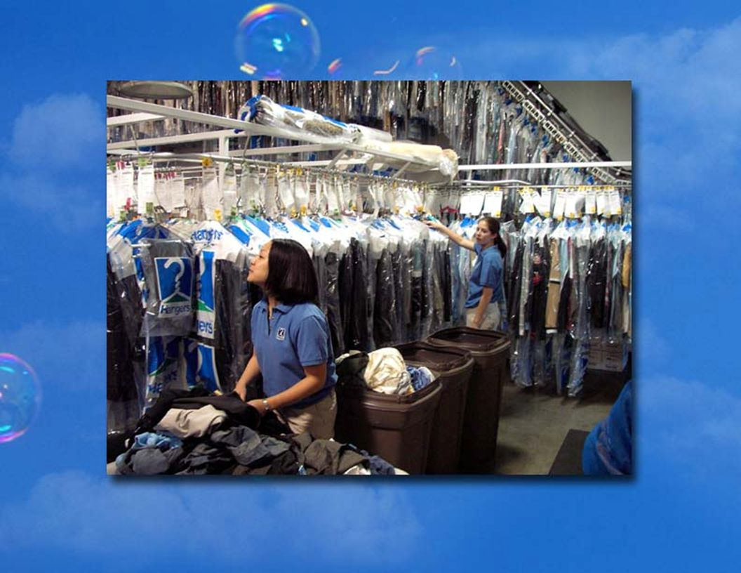 San Diego CO2 Drycleaning April 2001-May 2008 MICO2 Machine Mission Valley - 15,690 loads for 784,000 pounds.