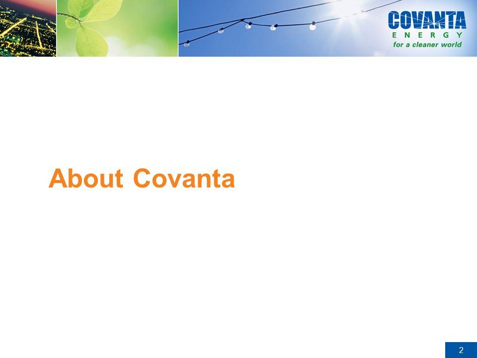 2 About Covanta