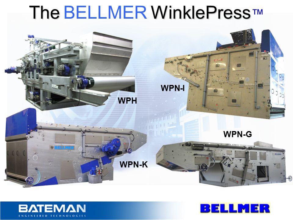 TheWinklePress The BELLMER WinklePress ™ WPN-K WPN-I WPH WPN-G