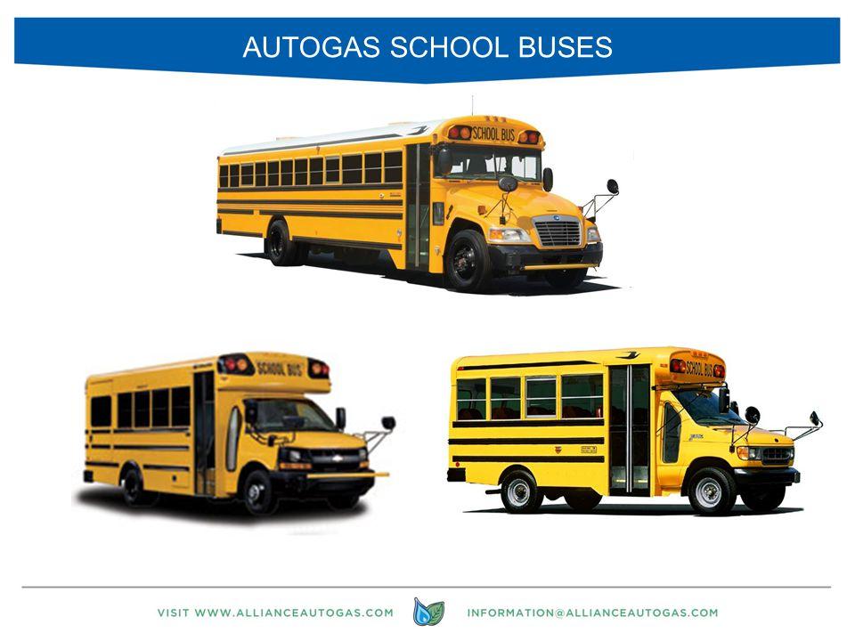 AUTOGAS SCHOOL BUSES