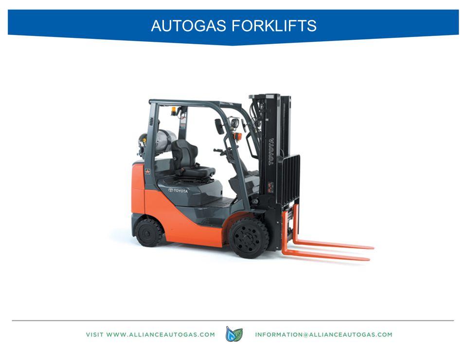 AUTOGAS FORKLIFTS