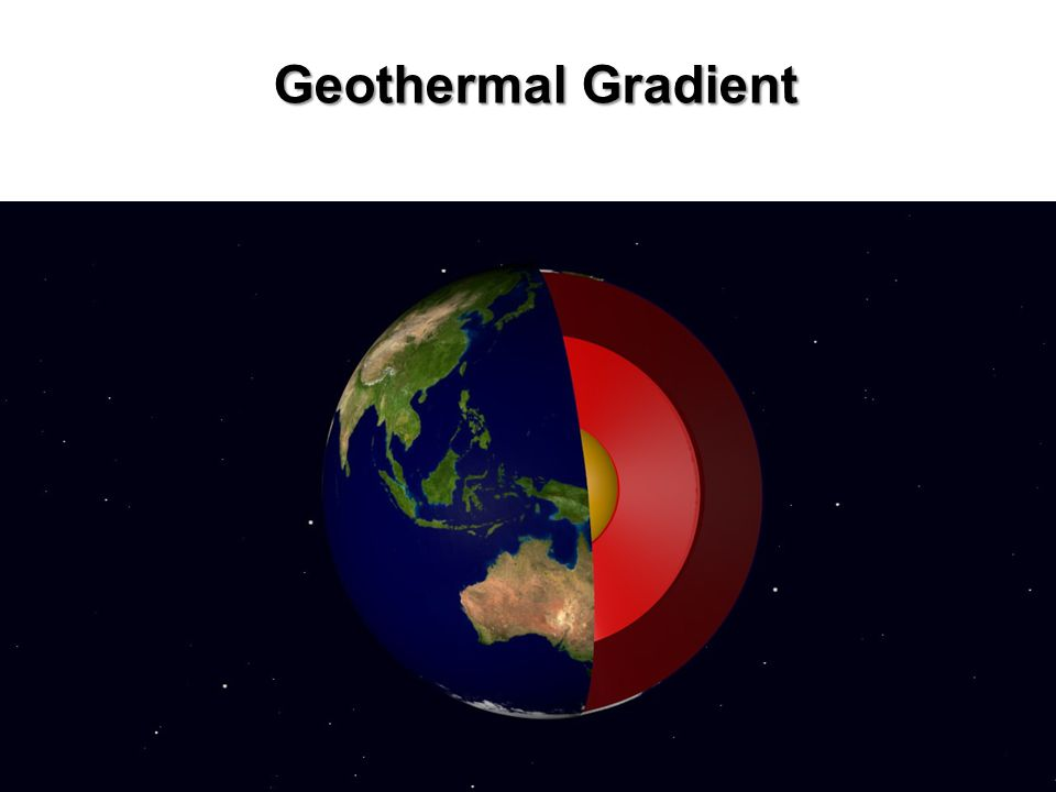 Geothermal Gradient