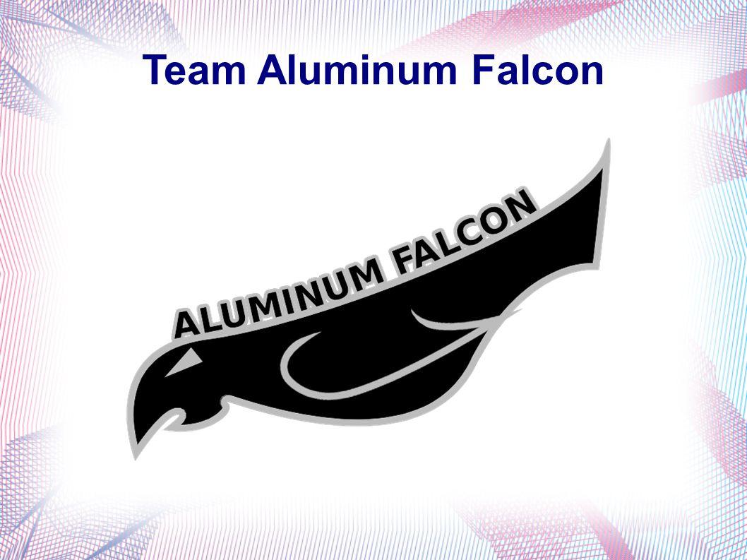 Team Aluminum Falcon