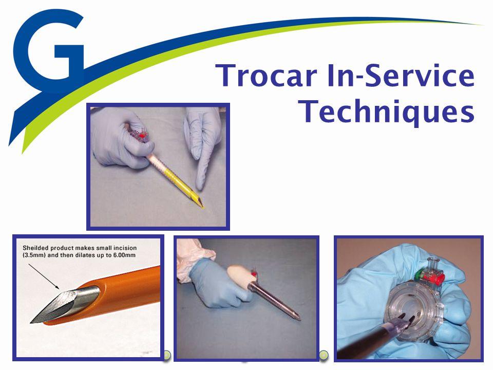Trocar In-Service Techniques