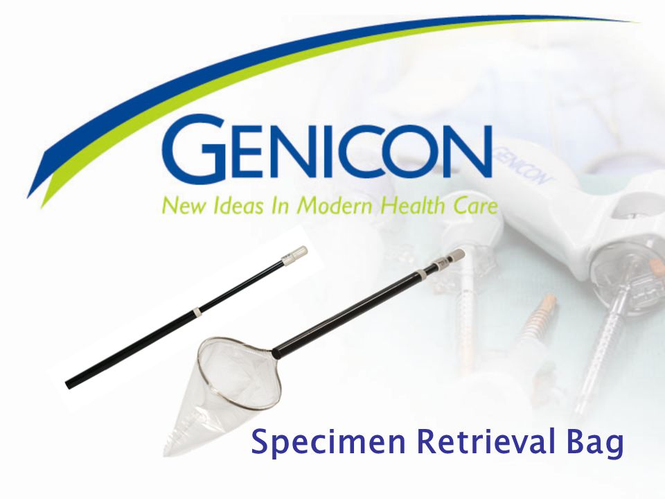Specimen Retrieval Bag