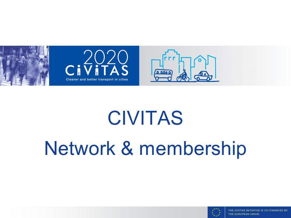 CIVITAS Network & membership