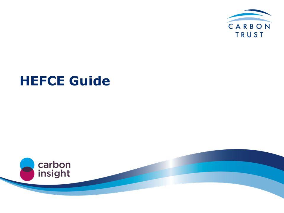 HEFCE Guide