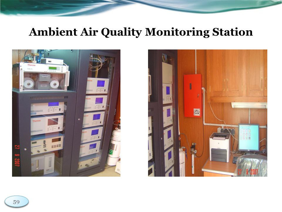 59 Ambient Air Quality Monitoring Station 59