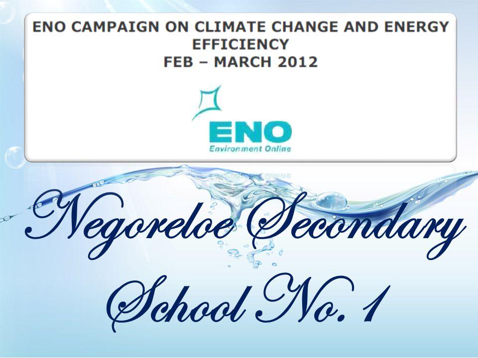 Negoreloe Secondary School No.1