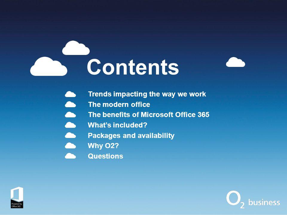 Office Mobile across platforms… WindowsiOS AndroidBlackBerry