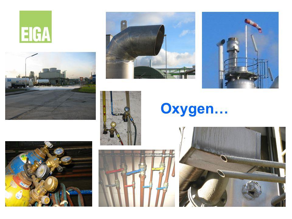 Oxygen… !?