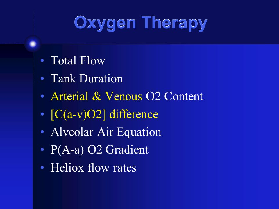 C(a-v) Difference con't… When blood flows through the body at a normal rate, approximately 5 vol% of the O2 present in arterial blood is extracted by the tissues.