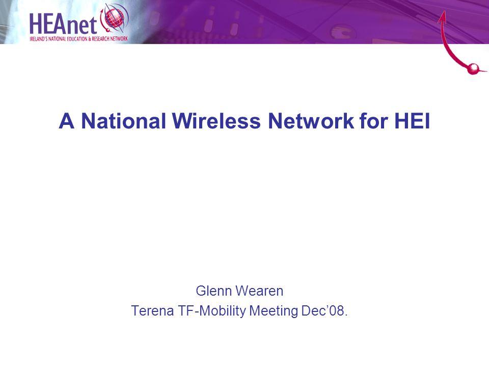 Questions? glenn.wearen@heanet.ie www.o2.ie/heanet