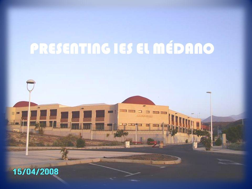 PRESENTING IES EL MÉDANO
