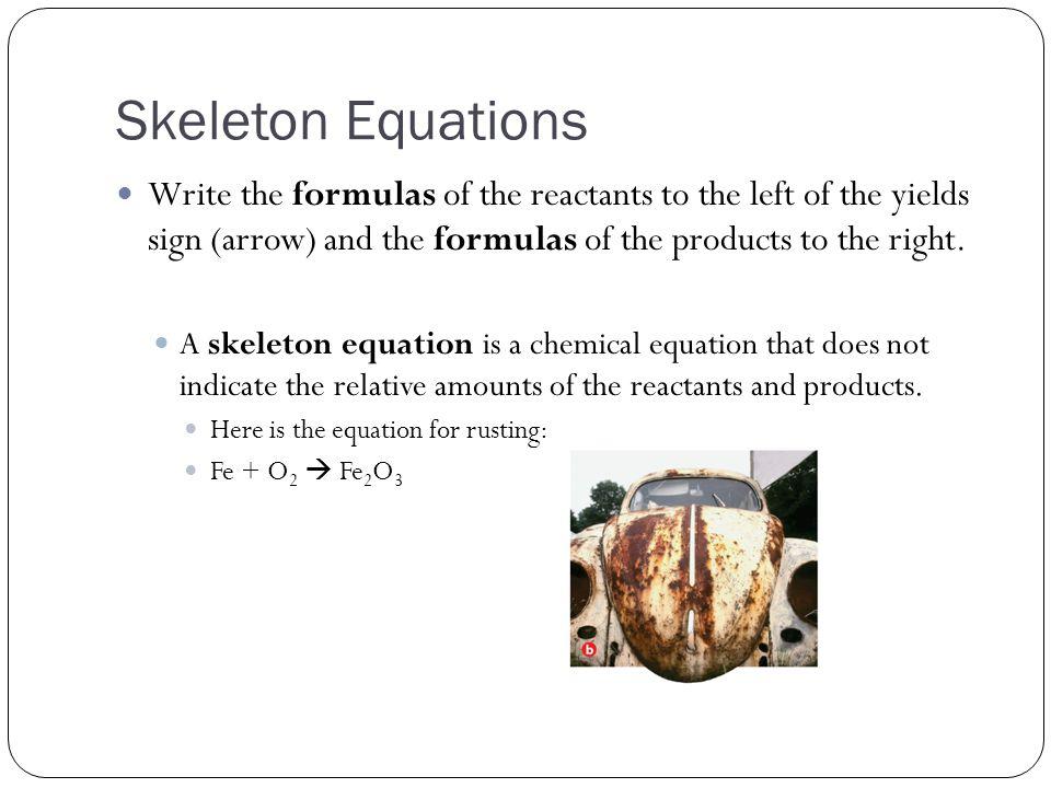 Equations Activity Series Worksheet