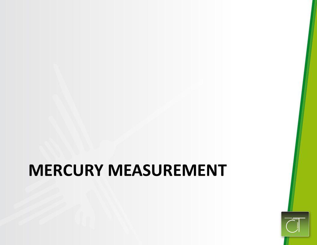 MERCURY MEASUREMENT